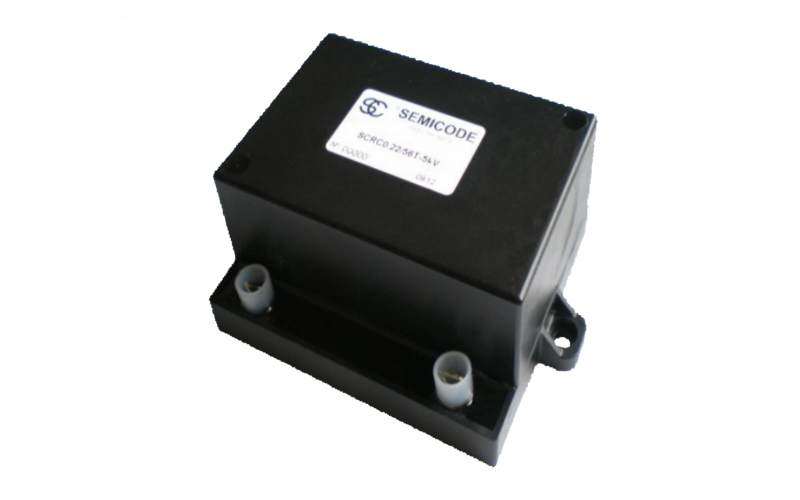 High Voltage Snubber : Rc protection for power electronics check