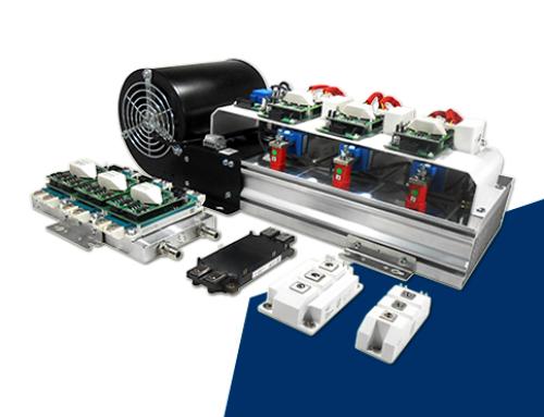Medium Power IGBT Stacks